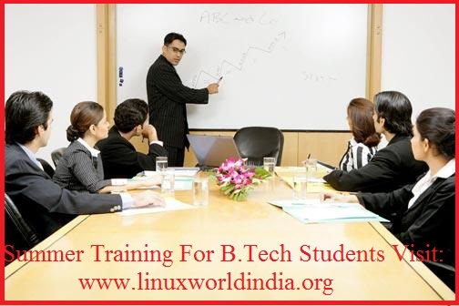 Summer Training Where To Find Professional Training In Jaipur?